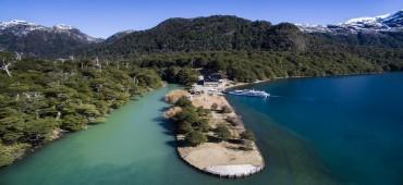 Puerto Blest y Cascada de Los Cantaros