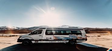 Transfer In: Aeropuerto / Hospedaje - Ushuaia