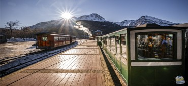 Tren del Fin del Mundo Clase Turista - Invierno - Ushuaia
