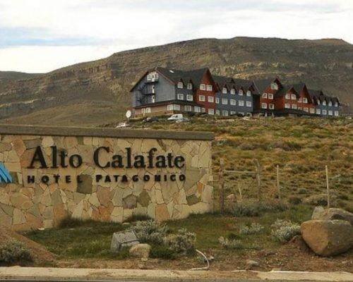 Alto Calafate Hotel Patagónico