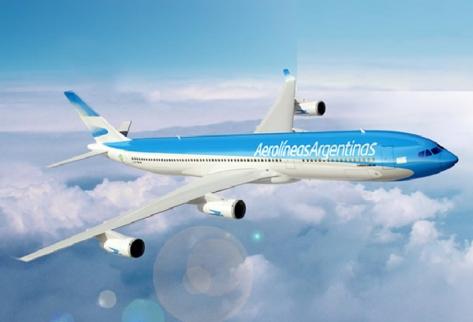 Aerolíneas Argentinas Aeroporto