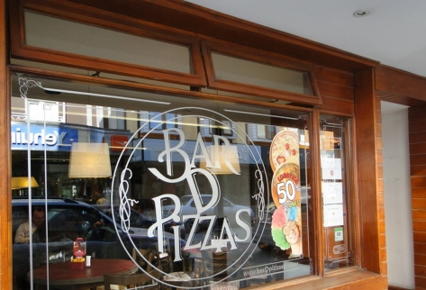 Bar D Pizzas