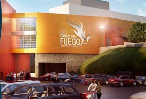 Paseo Del Fuego Shopping Center