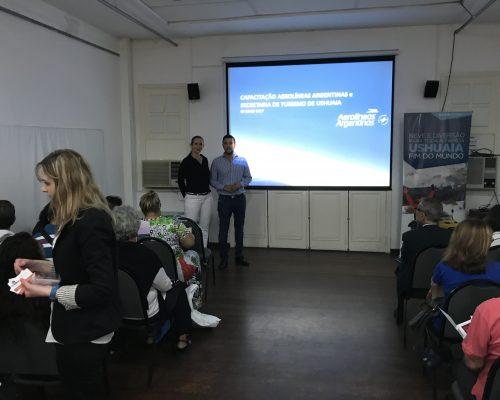 Evento Secretaria de Turismo de Ushuaia