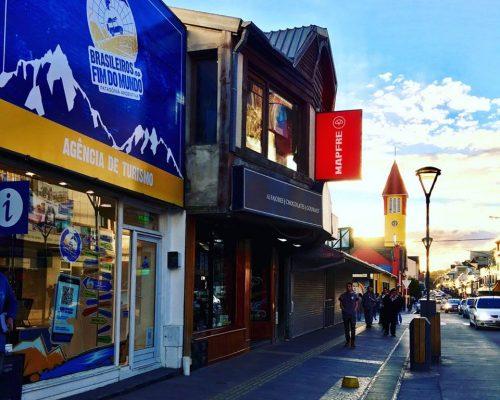 Ushuaia - San Martin