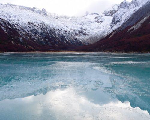 Ushuaia - laguna esmeralda