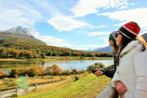 Viagem para ushuaia