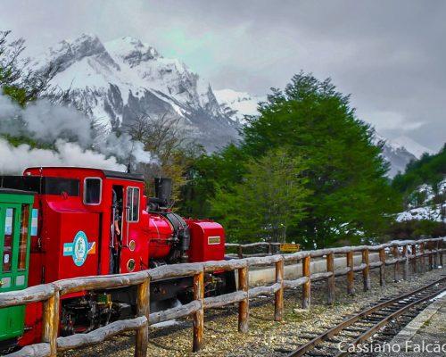 Ushuaia - Trem do Fim do Mundo