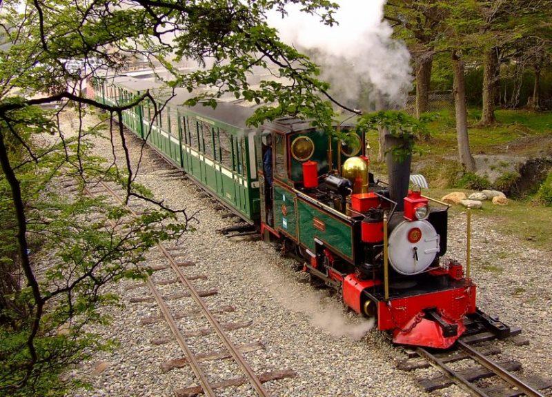 Trem do Fim do Mundo - Brasileiros em Ushuaia