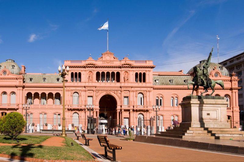 Passeios em Buenos Aires - Casa Rosada Argentina