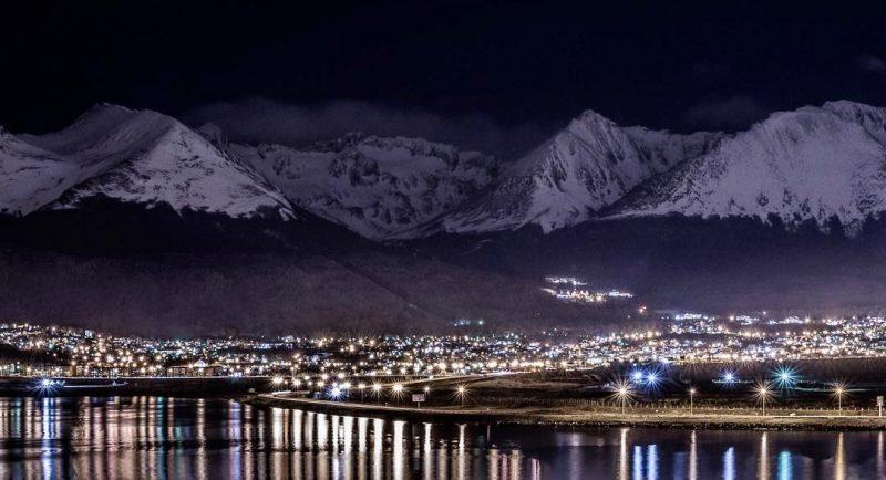 Ushuaia noite