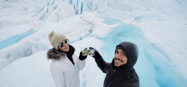 Caminhar Glaciar Perito Moreno
