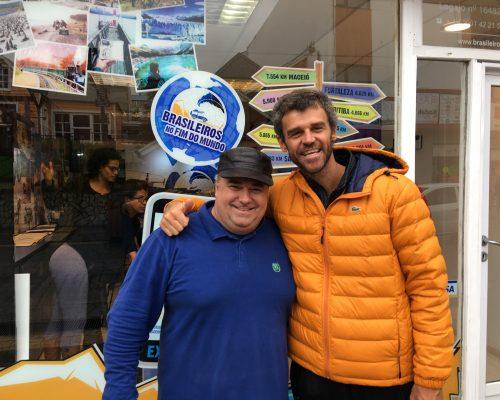 Gustavo Kuerten (Guga): Tenista viaja para o Fim do Mundo