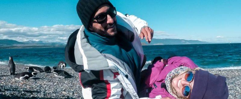 casal ventura - lua de mel em ushuaia
