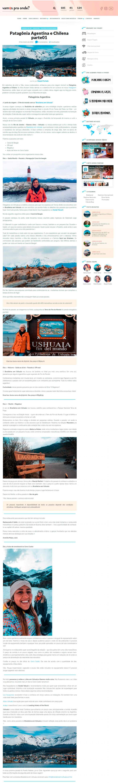 Vamos pra onde - Brasileiros em Ushuaia