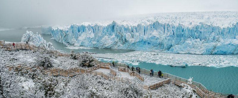 inverno patagonia