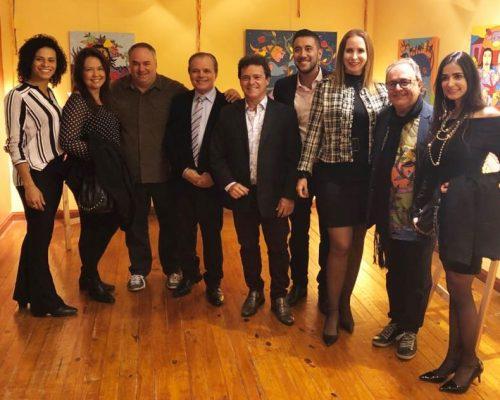 João Pessoa e Ushuaia celebram parceria com Evento!