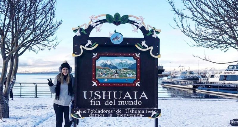 inverno ushuaia