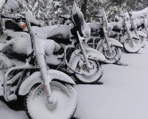 É possível ir de moto para Ushuaia?