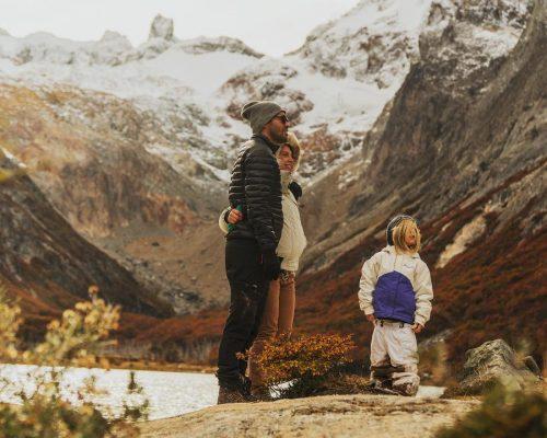 Hidaka Explorer: Família Hidaka em Ushuaia