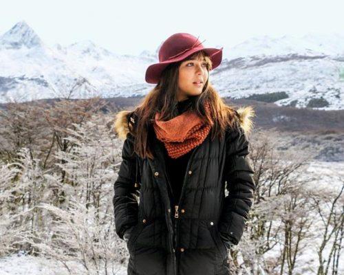 Bella Piero em Ushuaia
