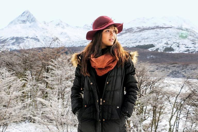 Bella Piero em Ushuaia Alpes