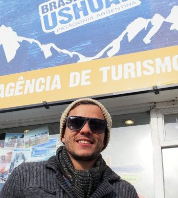 Fabio Beltrão em Ushuaia 1