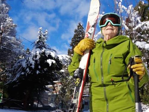 Inverno em Ushuaia e a Terceira Idade
