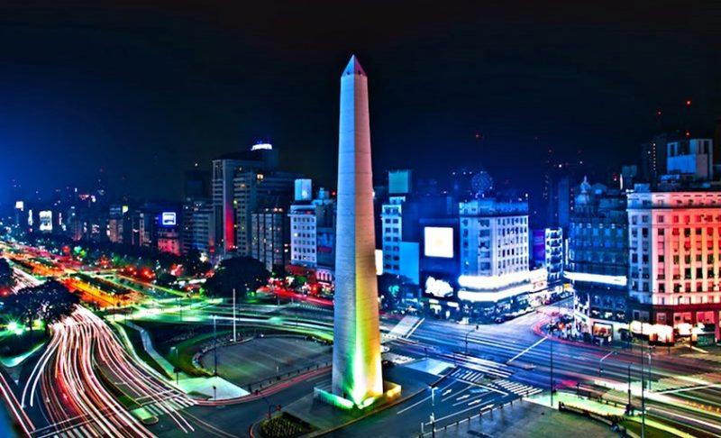 lugares pra visitar em Buenos Aires - Obelisco Argentina
