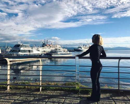 Lara Nesteruk: Passeios em Ushuaia