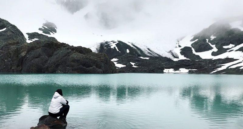 ushuaia - Glaciar Vinciguerra