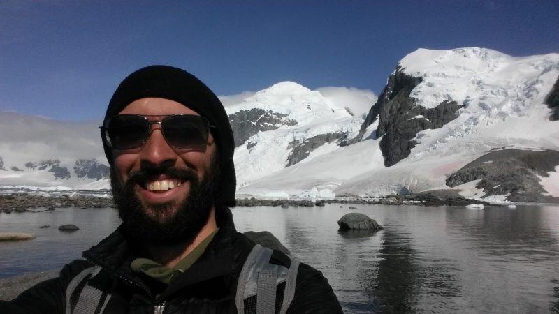 península Antártica - Cuverville