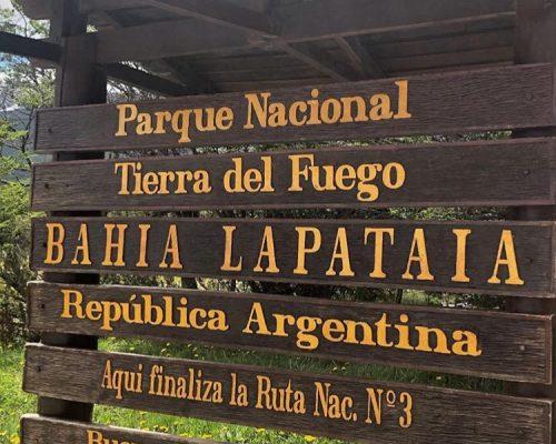 Bernado e Renata curtiram Ushuaia e El Calafate com toda a assessoria da Brasileiros em Ushuaia