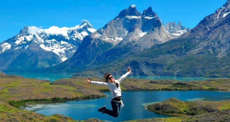 Torres del Paine - El Calafate no Verão