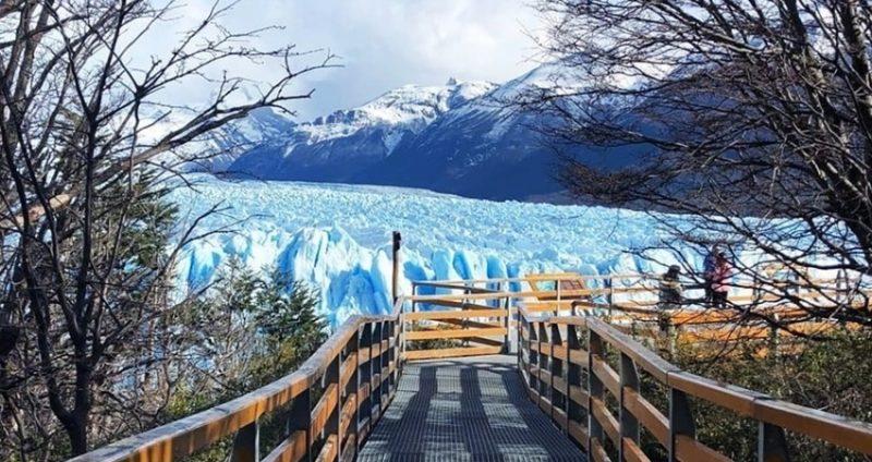 Passarelas e Safári Náutico no Glaciar Perito Moreno - Passeios Inverno Ushuaia