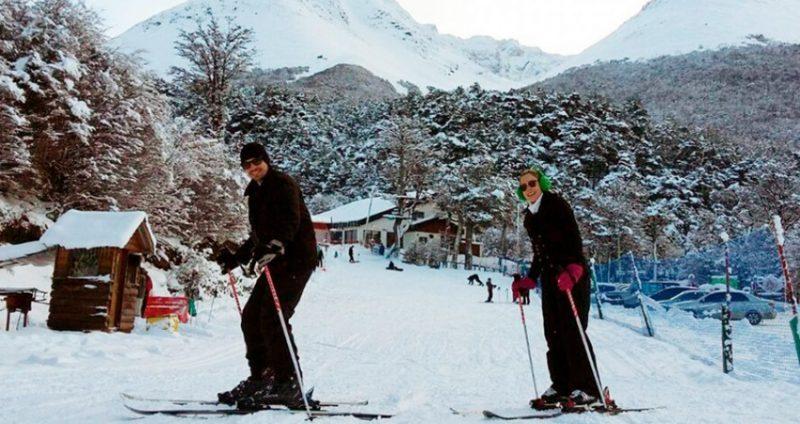 Aulas de Ski e Snowboard - Passeios Inverno Ushuaia