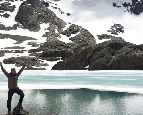 Viajar sozinho para Ushuaia?