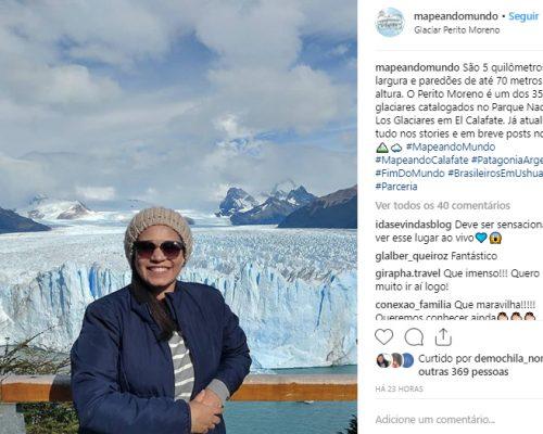 Ushuaia e Elcalafate - Tharsila Fernanda Mapeandomundo 6