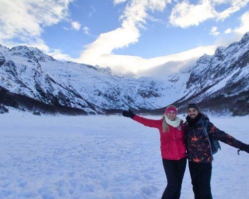 Viajantes - Brasileiros em Ushuaia