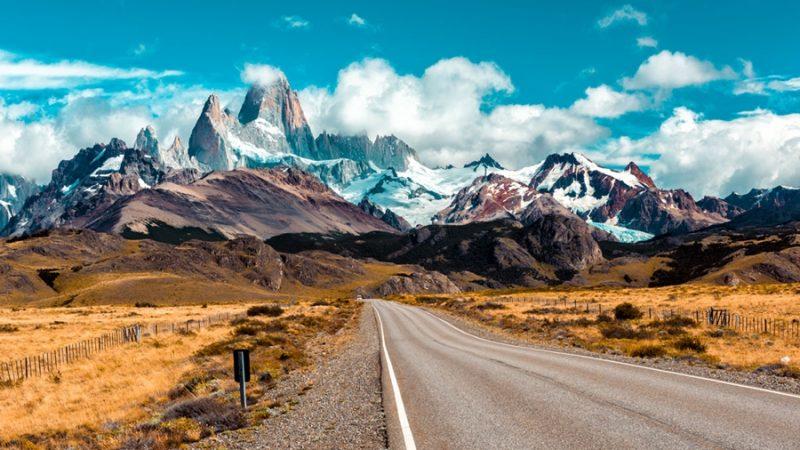 Estrada em El Chalten - Passeio em El Chalten | Brasileiros em Ushuaia