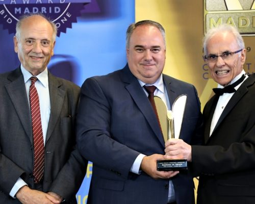Brasileiros em Ushuaia recebe prêmio internacional de qualidade pelo renomado BID