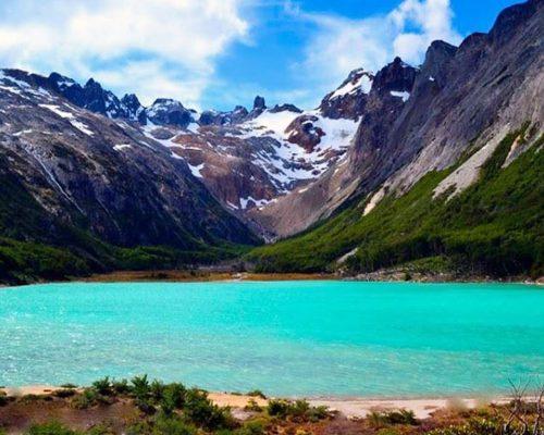 Tv Destaque Nacional apresenta roteiro de verão em Ushuaia