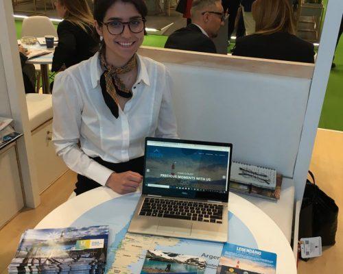 Portal Comex divulga participação em feira internacional de turismo