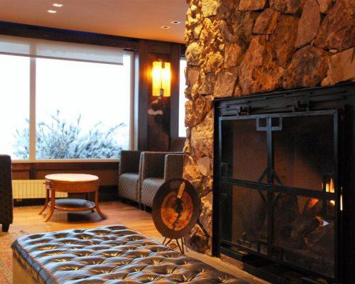 Lareira Alto Calafate Hotel   Brasileiros em Ushuaia