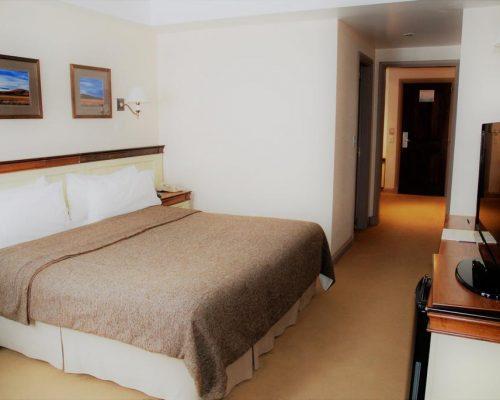 Quarto Alto Calafate Hotel   Brasileiros em Ushuaia