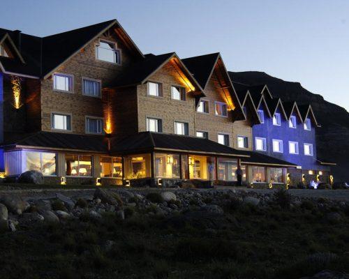 Fachada Alto Calafate Hotel