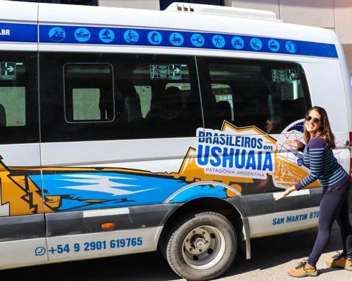 Projeto Por Onde Fui chega em Ushuaia