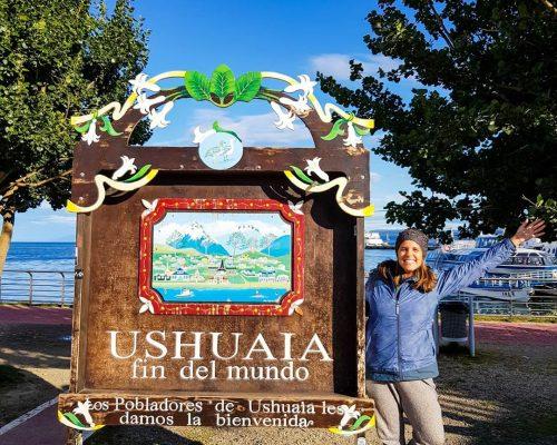 Projeto porondefui conhece ushuaia